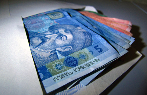 Кожен п'ятий робітник Полтави отримує зарплату в 3,5 тисячі гривень