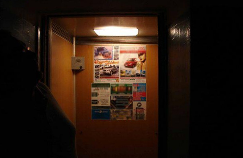 Реклама в лифтах: тонкая грань между легальным бизнесом и благоустройством