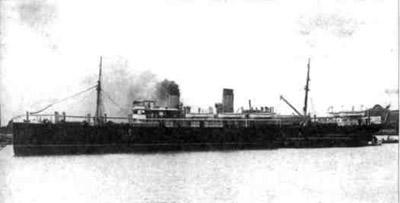 Пароход «Полтава» 1909 года