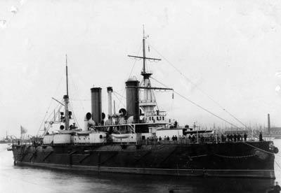 Броненосец «Полтава» — родоначальник типа броненосцев царского флота