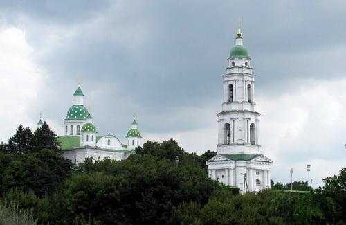Мгарский Спасо-Преображенский мужской монастырь