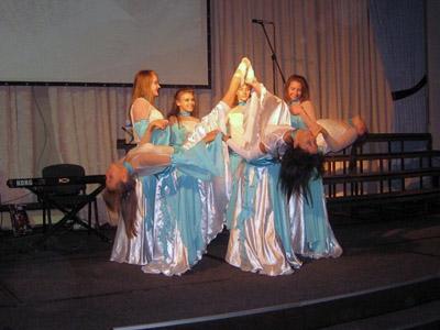 Танцевальная группа «Triniti»