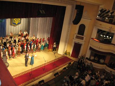 У Полтаві втретє відкрили театр Гоголя
