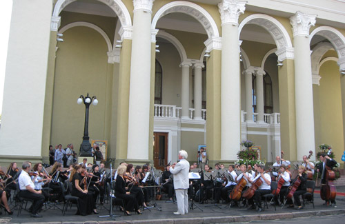 У Полтаві втретє відкрили театр імені Гоголя