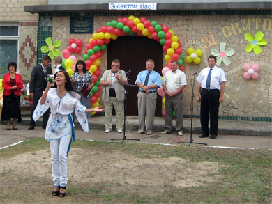 У Полтавському районі відкрили дитсадок вартістю 1,2 мільйони гривень