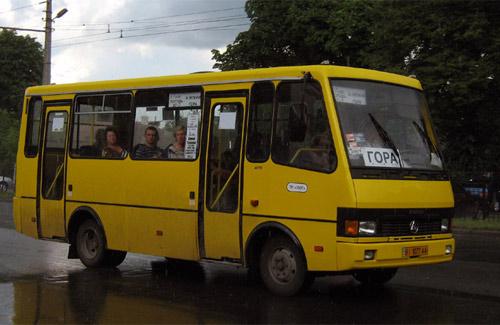 Автобус ПП «ЛЮГ»