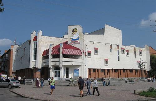 >Полтавський ляльковий театр