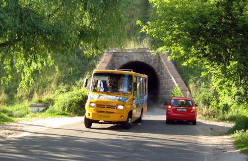 Район Вороніна у Полтаві став околицею рівно на один автобус