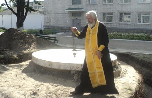 У Кременчуцькій виховній колонії збудують храм