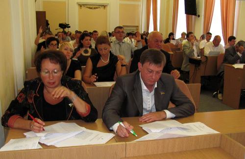 Відбулася тринадцята сесія Полтавської міської ради