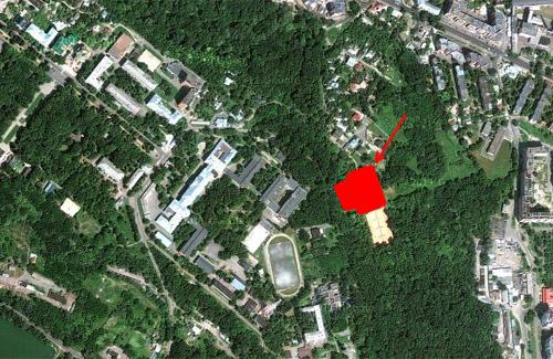 У Полтаві з'являться криті тенісні корти з надувним покриттям