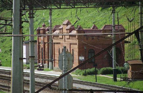 Железнодорожная станция «Шведская могила»