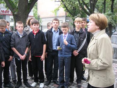 Полтава святкує 242-у річницю з дня народження Івана Котляревського