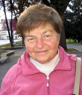 Валентина Шабрат