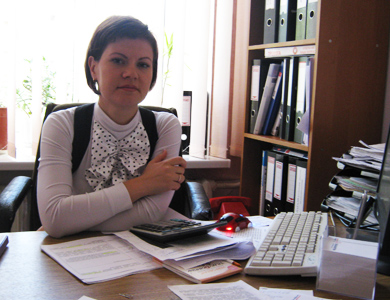 Ольга Бастаногова