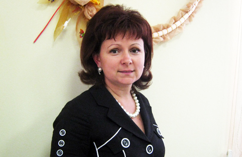 Наталія Дорохова