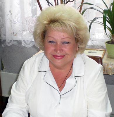 Валентина Гречихо, комендант студобщежития № 4 ПНПУ
