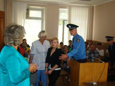 Вікторія Санжарівець