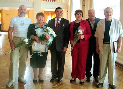 Премії імені Котляревського вручили у семи номінаціях