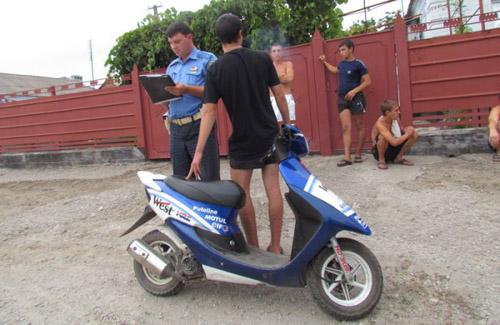Операція «Мотоцикліст» дає перші результати