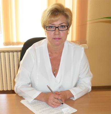 Людмила Михайлец