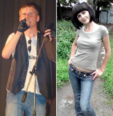 Сергій Одаренко та Олена Маляренко