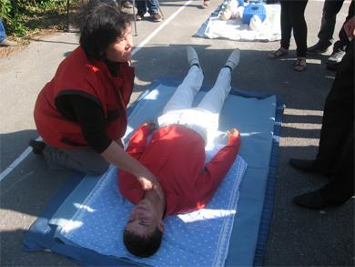 Червоний Хрест запрошує полтавців навчитися надавати першу допомогу