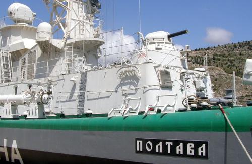 Держприкордонслужба оцінила «Полтаву» в 2 мільйони гривень