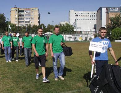 Депутати Полтавщини з'ясовують, хто найкращий спортсмен в області