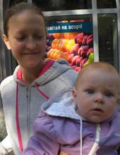Людмила (мама Маши)