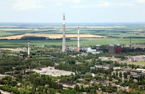 Кременчугская ТЭЦ