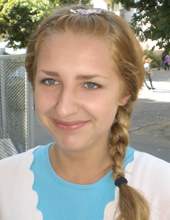Лиза, 16 лет