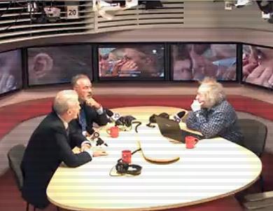 Андрій Фурсенко, Дмитро Табачник та Олексій Венедіктов