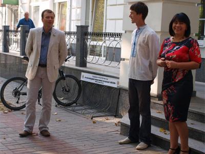 Олександр Іваніна, Сергій Гуменюк, Оксана Деркач