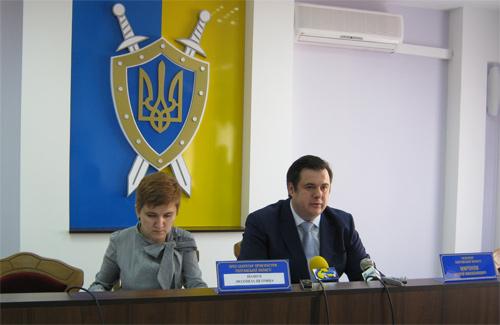 Людмила Іващук та Андрій Миронов