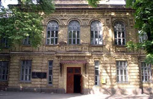 Стіни Полтавського педуніверситету пам'ятають Гітлера