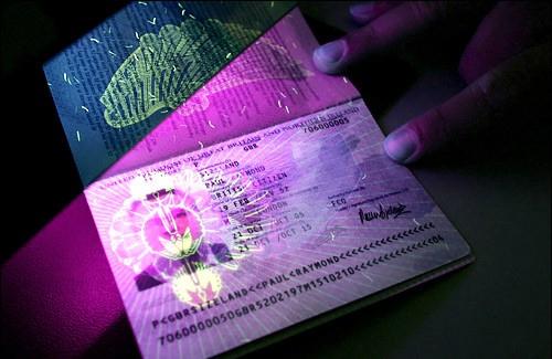 Биометрические паспорта приблизили нас к Европе