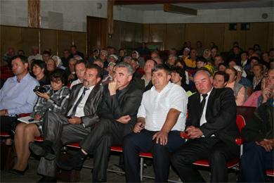 Відкрита сесія Лазірківської сільської ради