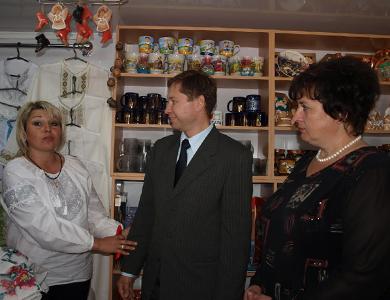 У Полтаві відкрили перший інформаційно-туристичний центр