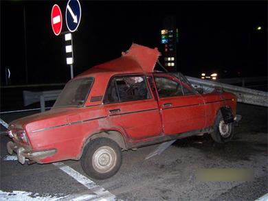 ДТП в Решетиловке