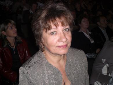 Заяц Людмила