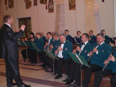 Полтавський духовий оркестр