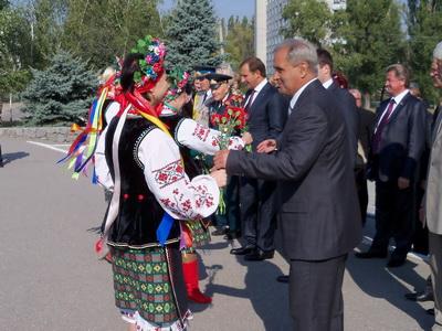 У Кременчуці свята відзначили з розмахом і росіянами