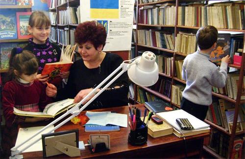 30 вересня — Всеукраїнський день бібліотек