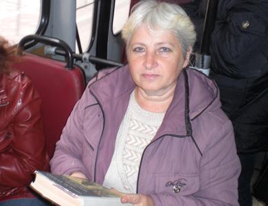 Валентина Григорьевна