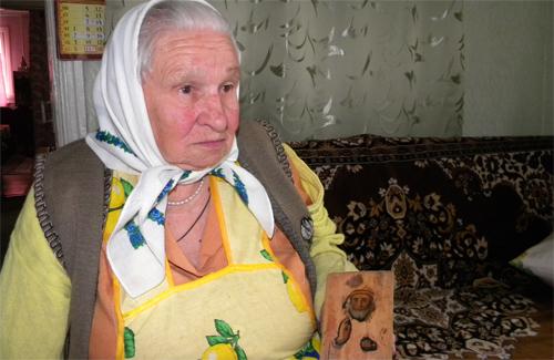 85-річна Марія Нефортуна з Рашівки
