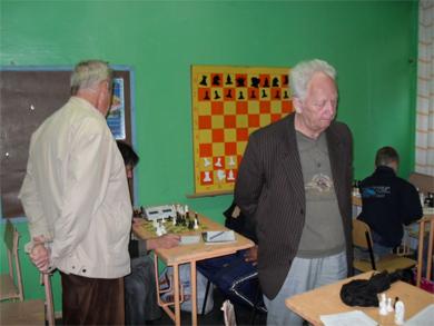 У Полтаві розпочався півфінал 52-го чемпіонату міста з шахів