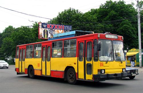 Завтра у Полтаві частково обмежать рух тролейбусів