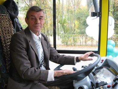 Лучшим водителям вручили ключи от «Богданов»