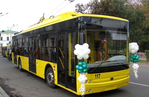 Богдан Т701.10 в Полтаве
